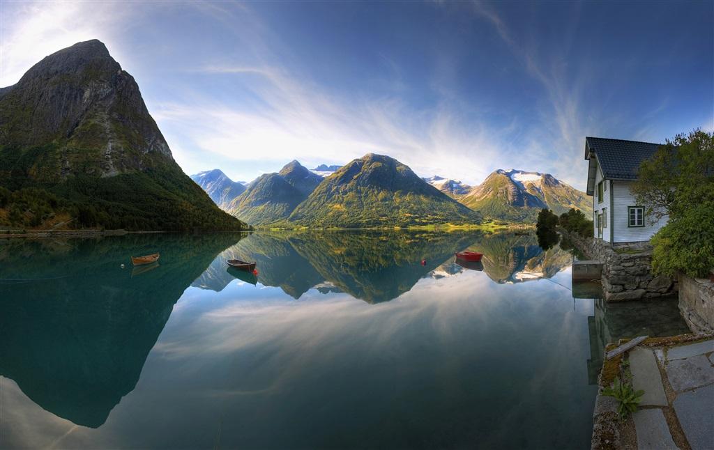 Maciej Duczyński/Fjord Norge AS/Fjord Norway
