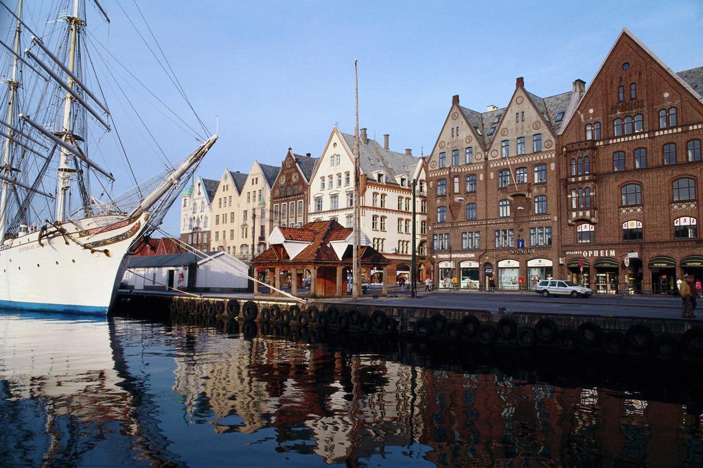 Fot. Bergen Tourist Board / Thor Westrebø - visitBergen.com